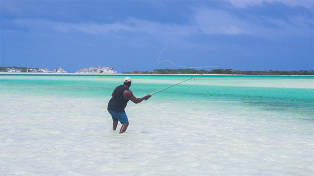 Fishing At East Bay Resort South Caicos, Turks And Caicos