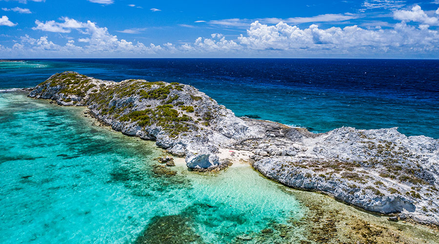 Aerial Views Of South Caicos Photo Gallery