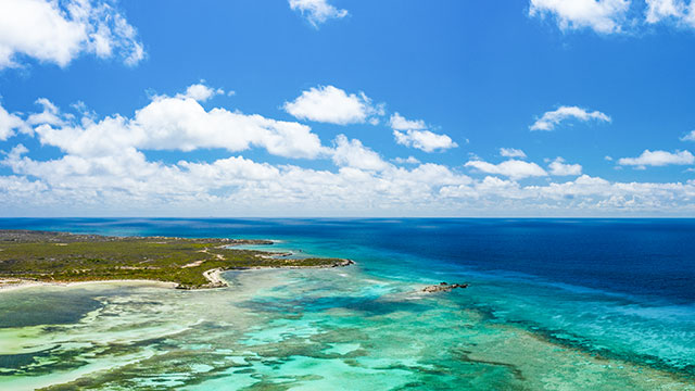 The Beautiful Beaches Of South Caicos, Turks And Caicos