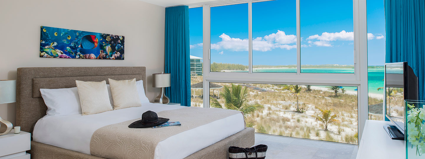 Two Bedroom Deluxe Beachfront Suite At East Bay Resort South Caicos, Turks And Caicos