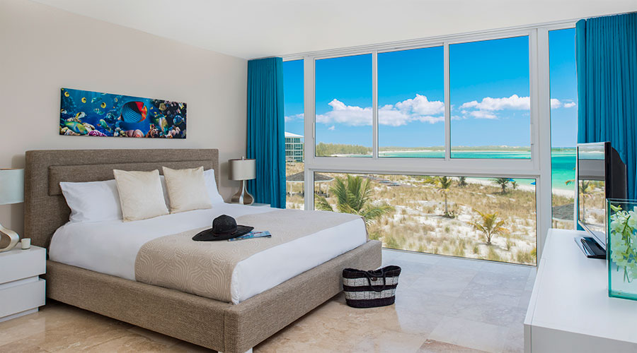 2 Bedroom Deluxe Beachfront Suites At East Bay Resort