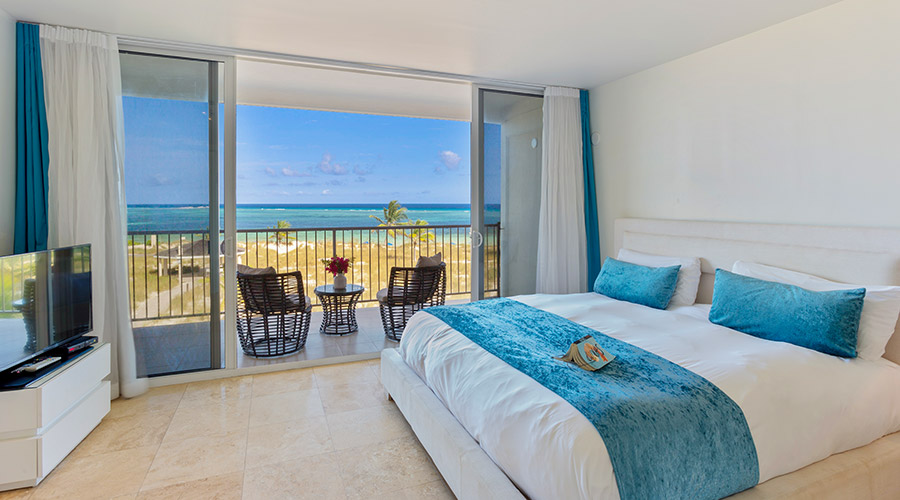 Beachfront Suites At East Bay Resort