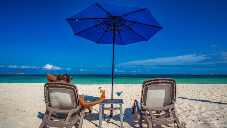 East Bay Beach - East Bay Resort - South Caicos Island