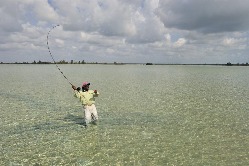 South Caicos Fishing at East Bay Resort