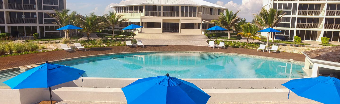 East Bay Resort South Caicos Pool and Swim Up Bar