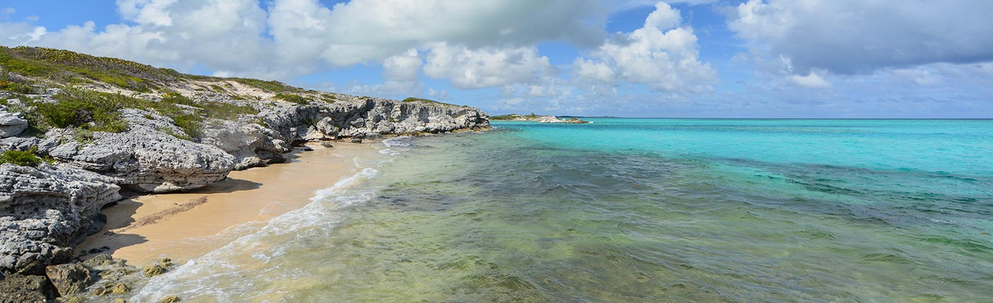 South Caicos Secluded Beaches