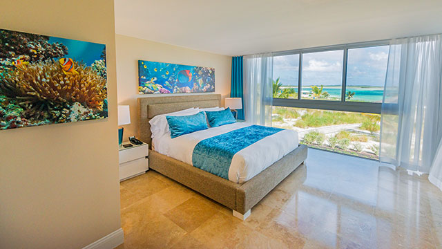 East Bay Resort South Caicos Beachfront Room