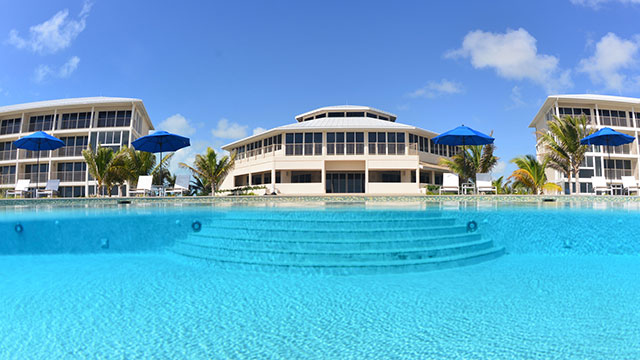East Bay Resort South Caicos Pool