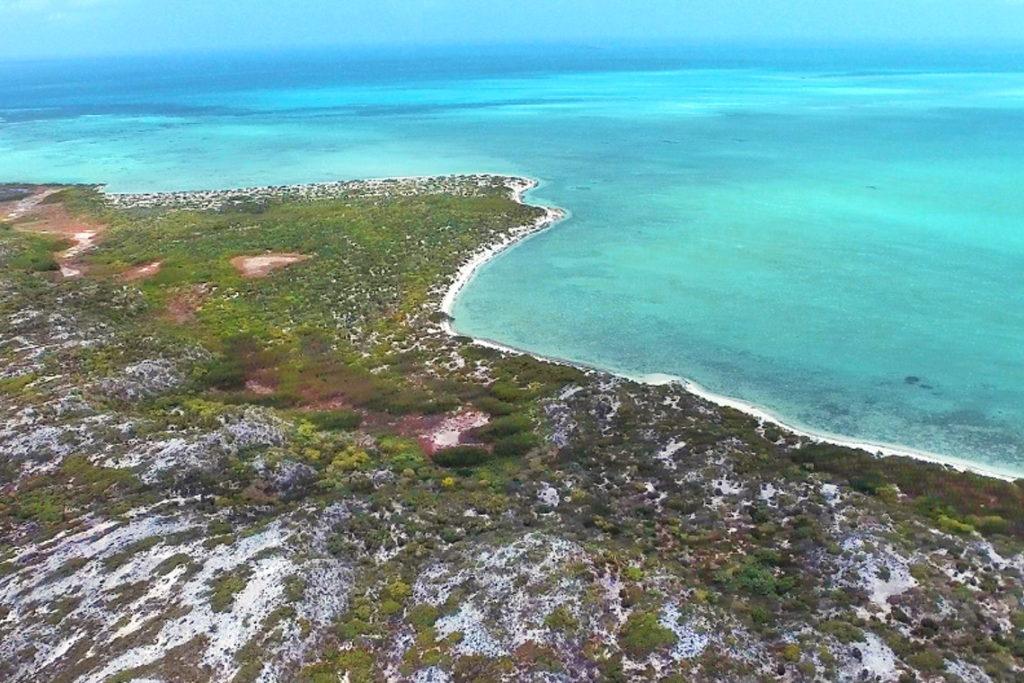 Long Cay Beach, South Caicos
