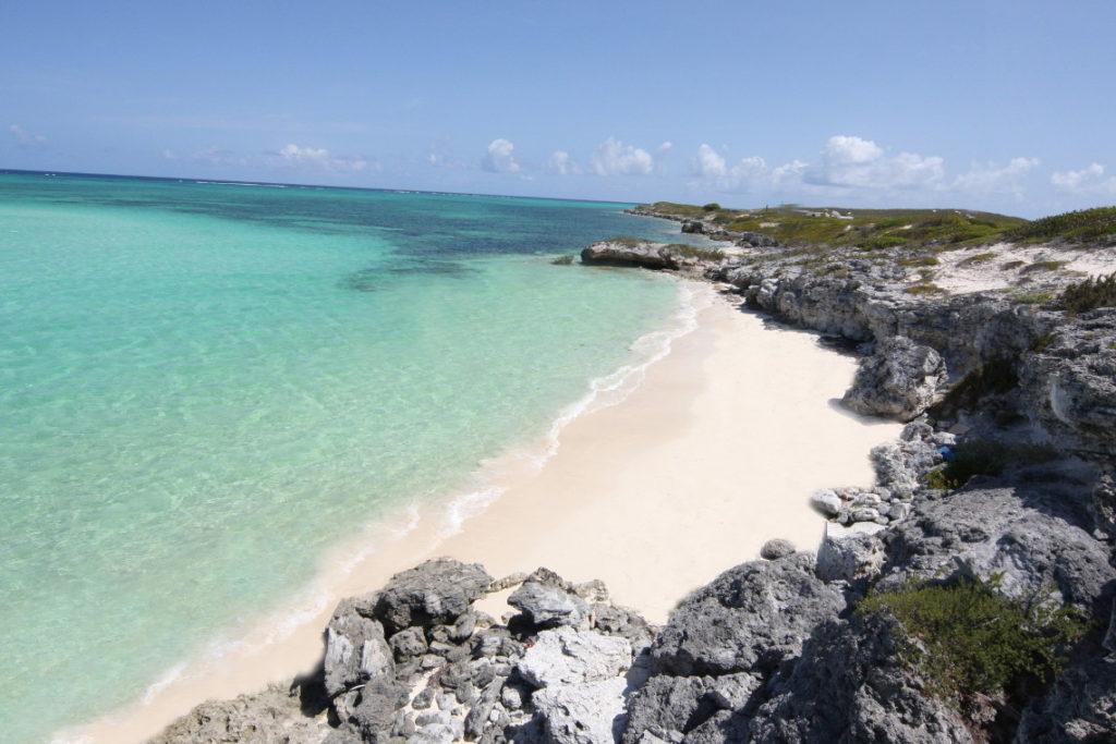 North Tip Beach, South Caicos