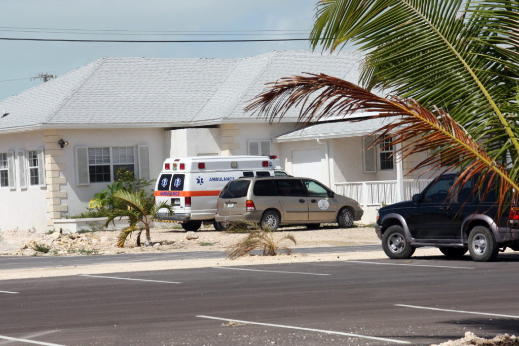 South Caicos Medical Clinic