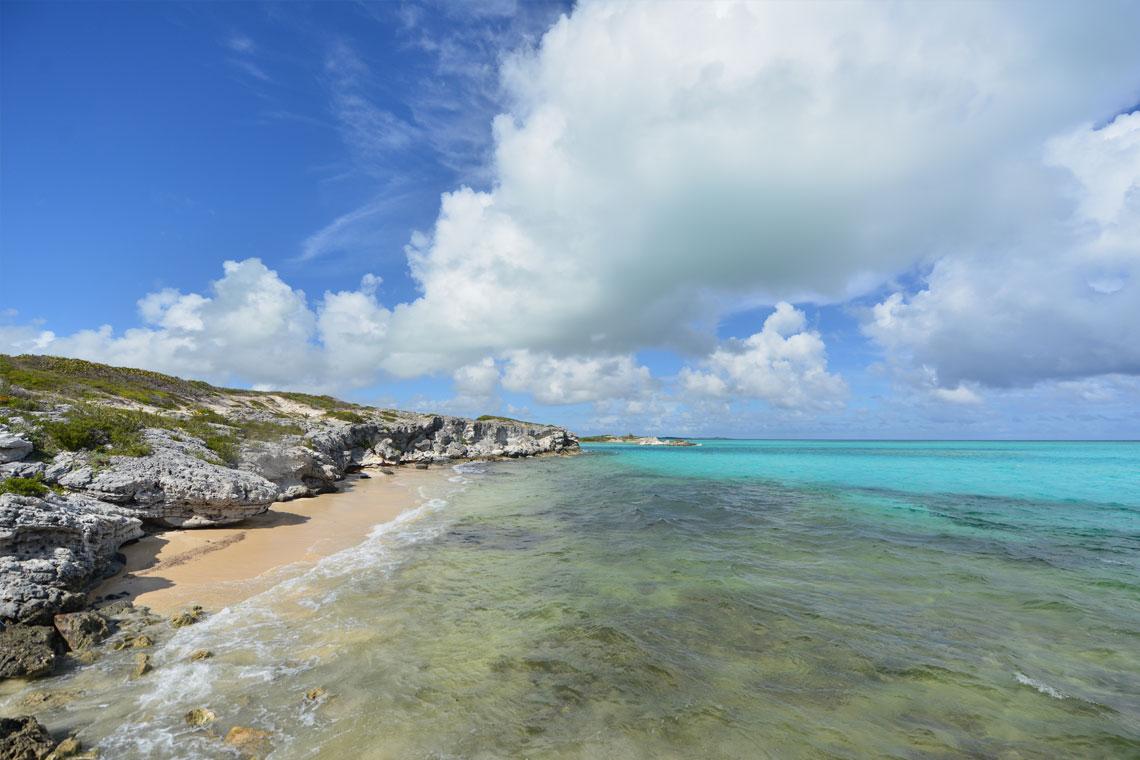 South Caicos Beaches