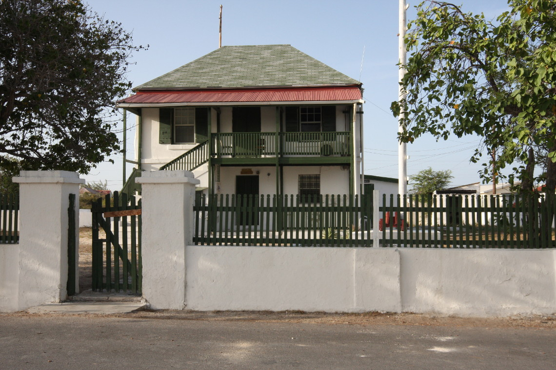 Cockburn Harbor District Commissioner's Office