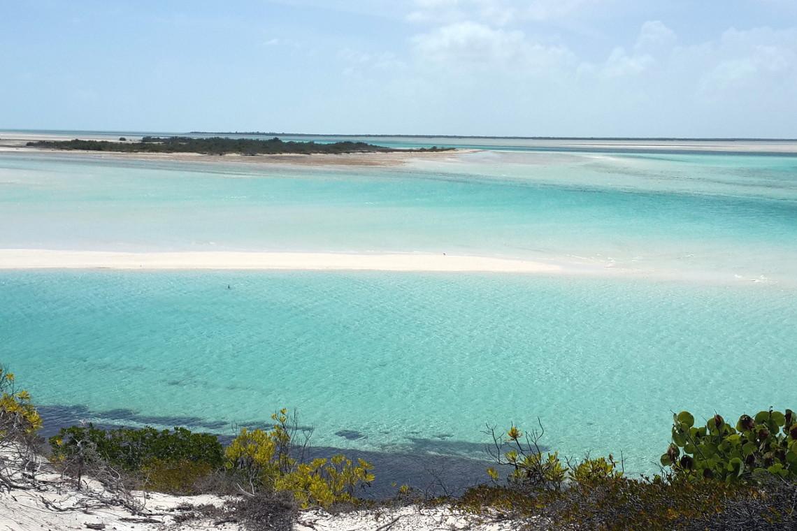 South Caicos Sand Flats