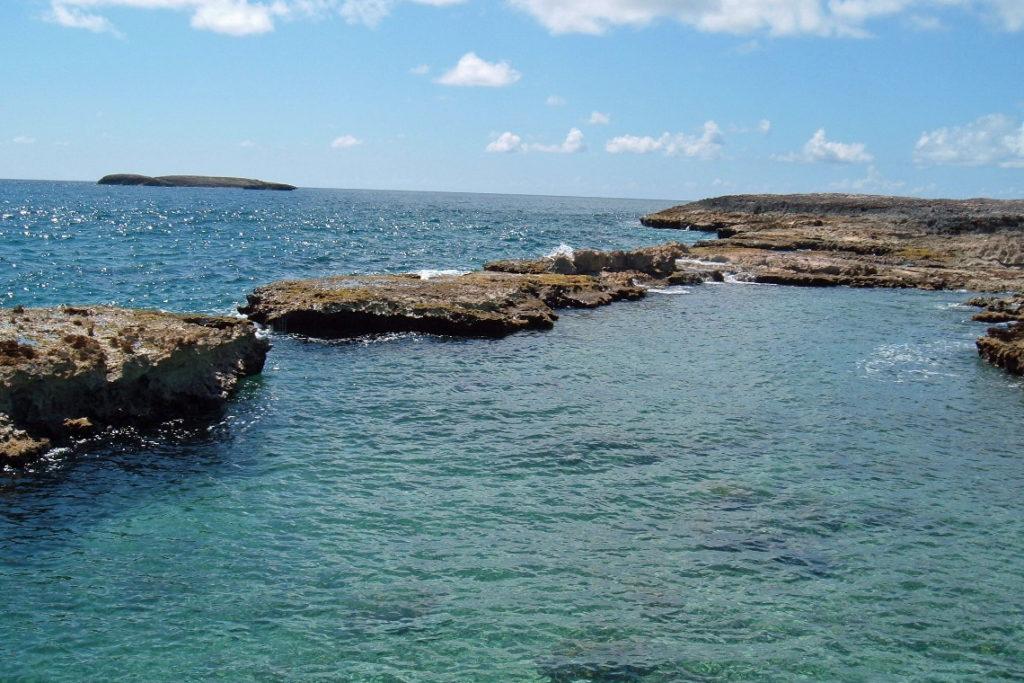 Fish Cay Swimming Pool
