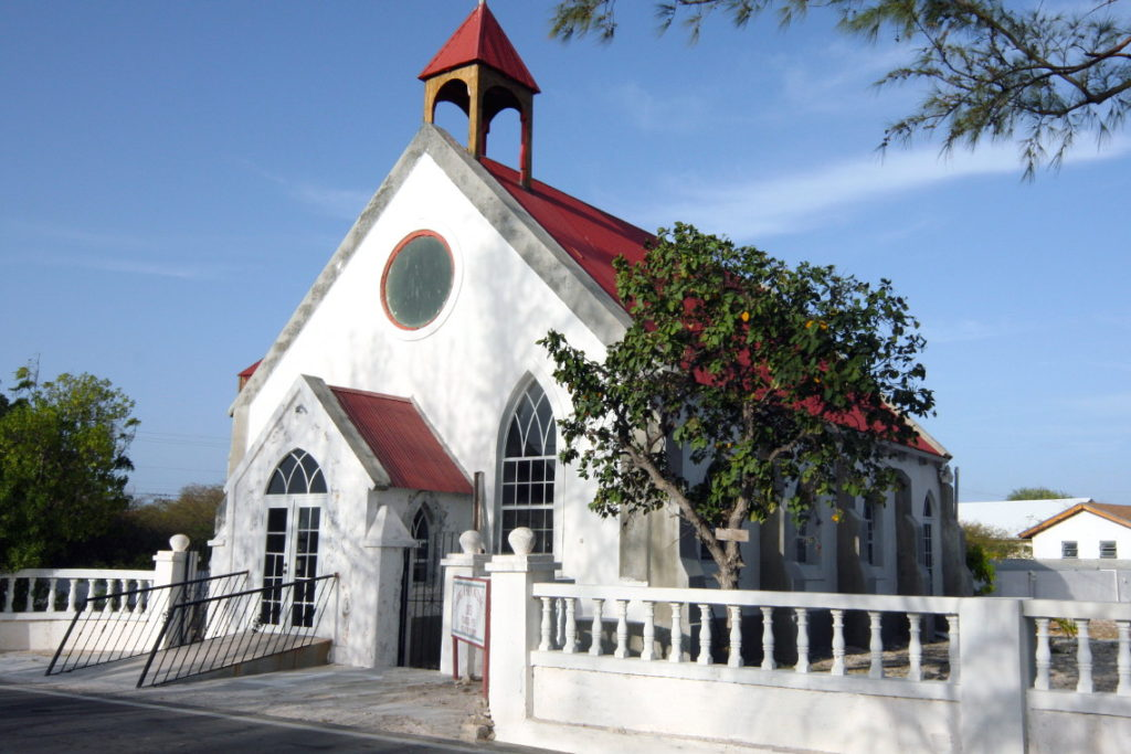South Caicos St. Thomas Anglican Church
