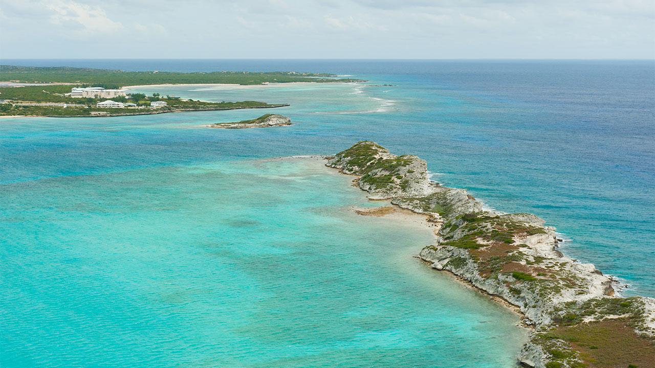 Long Cay, South Caicos Island