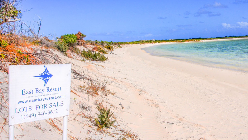 South Caicos East Bay Resort Real Estate