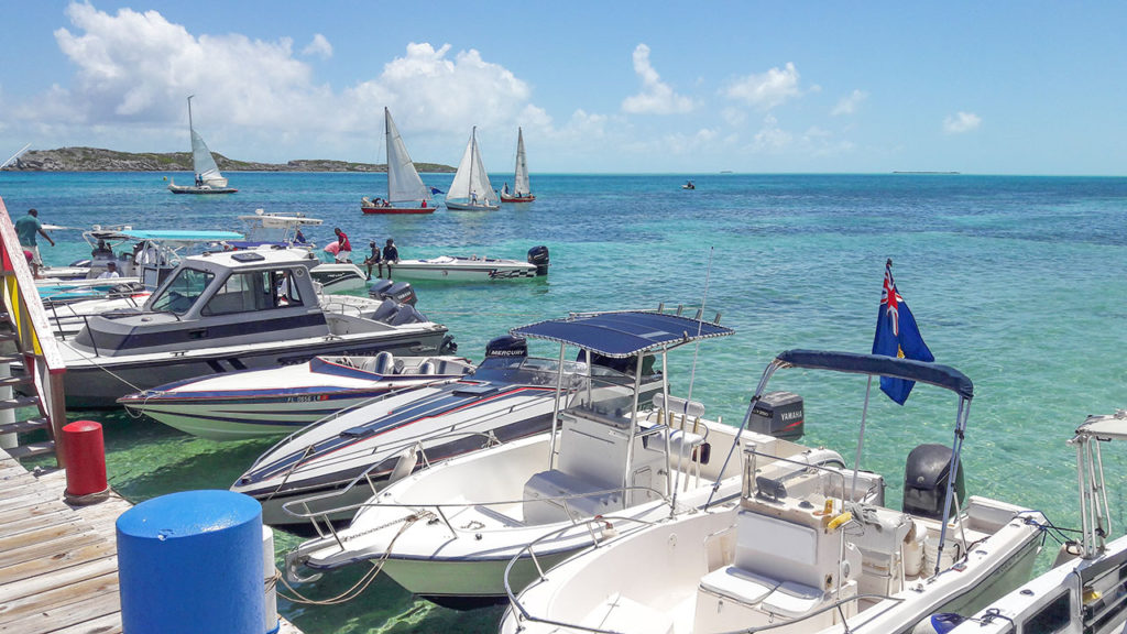 South Caicos Boating