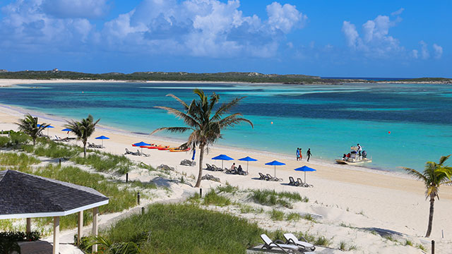 East Bay Beach, South Caicos, Turks and Caicos