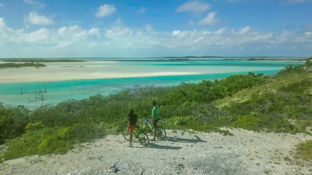 Cycling at East Bay Resort South Caicos, Turks and Caicos