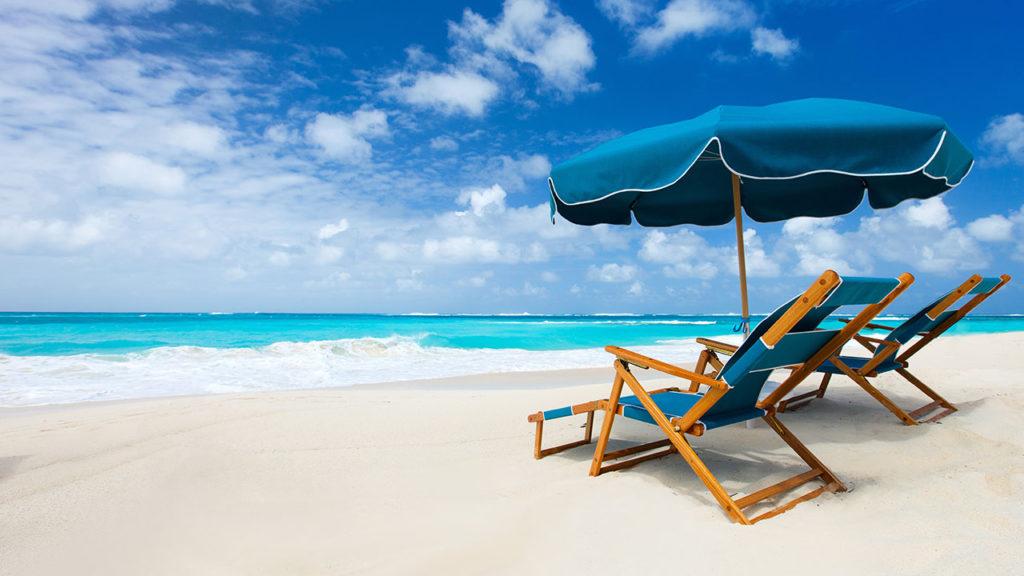 East Bay Beach of South Caicos Island