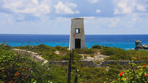 Explore the harming and historic island of South Caicos