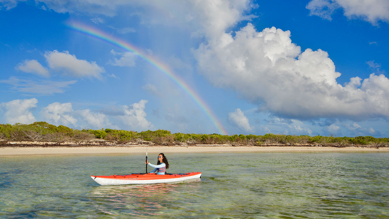South Caicos Kayaking