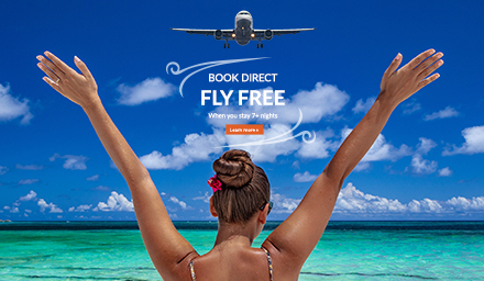 Book Direct And Fly Free Package at East Bay Resort