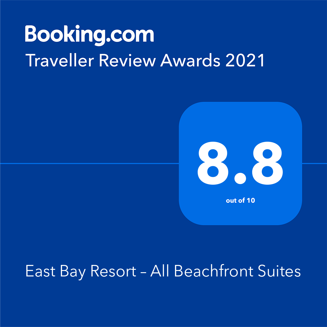 Booking.com Awards - East Bay, Turls and Caicos