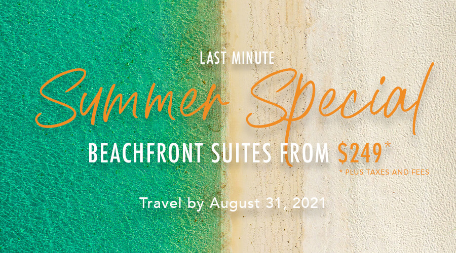 East Bay Resort - Last Minute South Caicos Summer Special